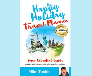 THE HAPPY HOLIDAY TRAVEL PLANNER